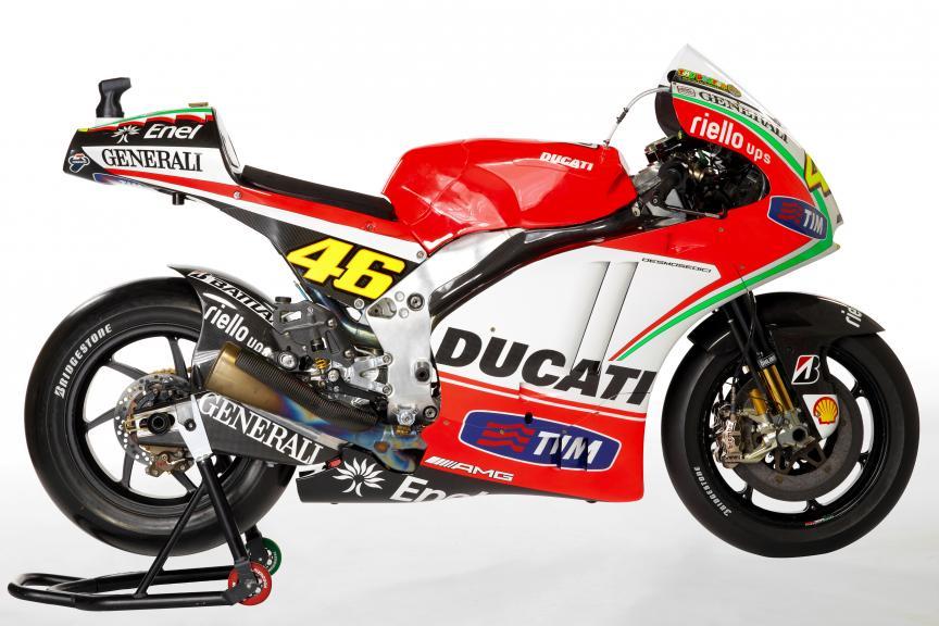 Ducati Team, 2012