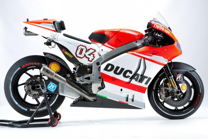 Ducati Team, 2014