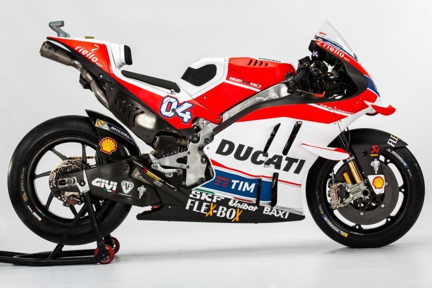 Ducati Team, 2016