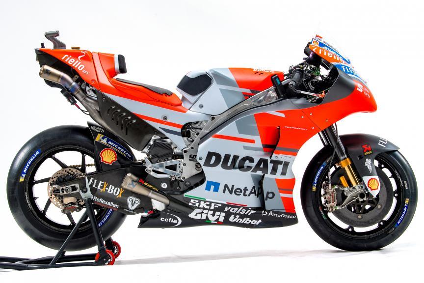 Ducati Team, 2018