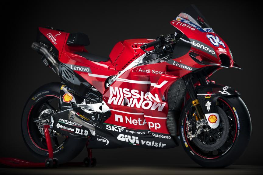 Ducati Team, 2019