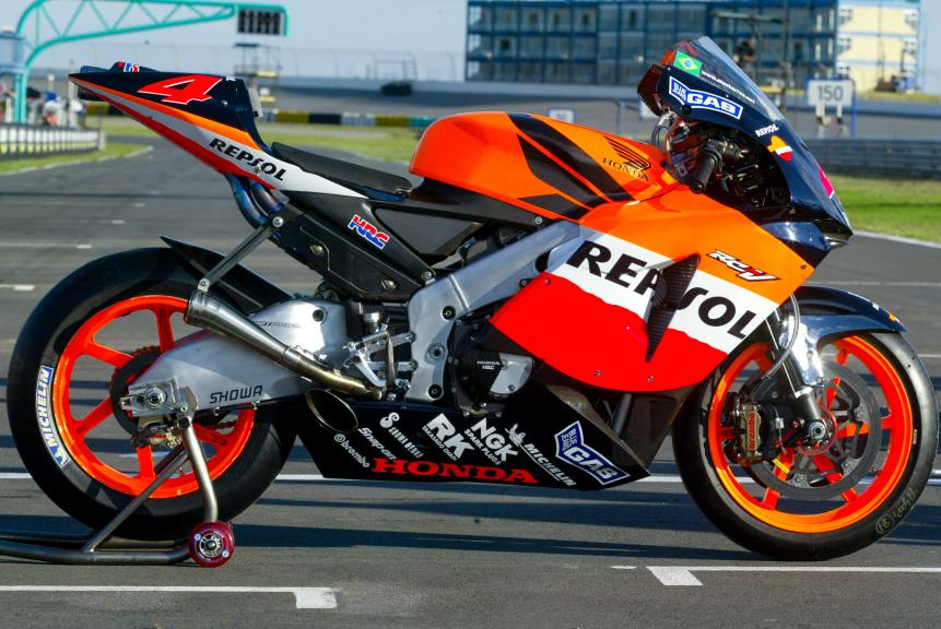 Repsol Honda Team, 2004