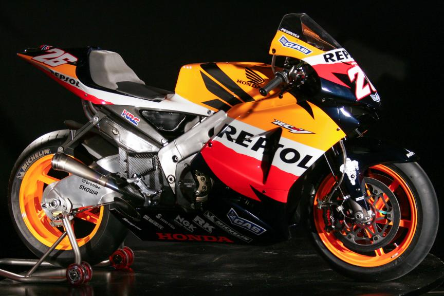 Repsol Honda Team, 2006