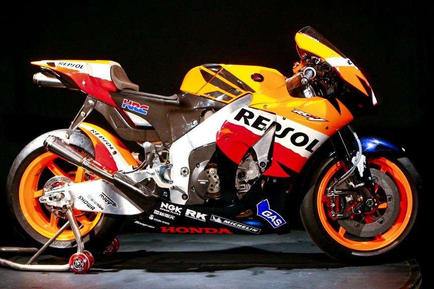 Repsol Honda Team, 2008