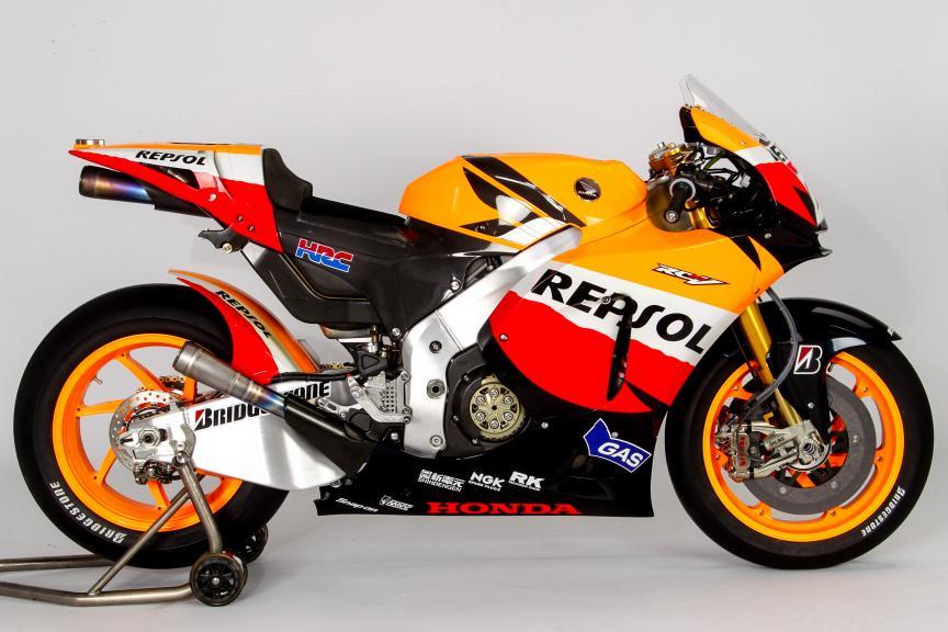 Repsol Honda Team, 2010