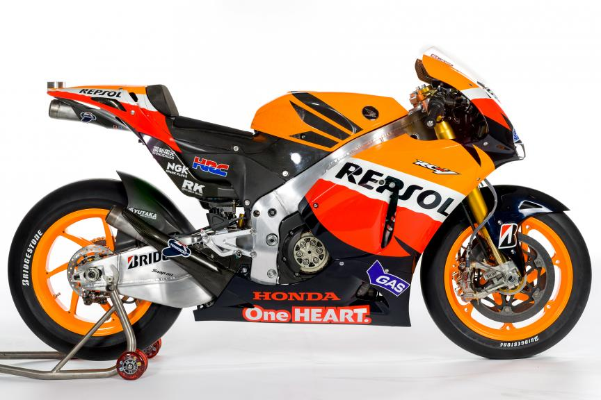 Repsol Honda Team, 2011