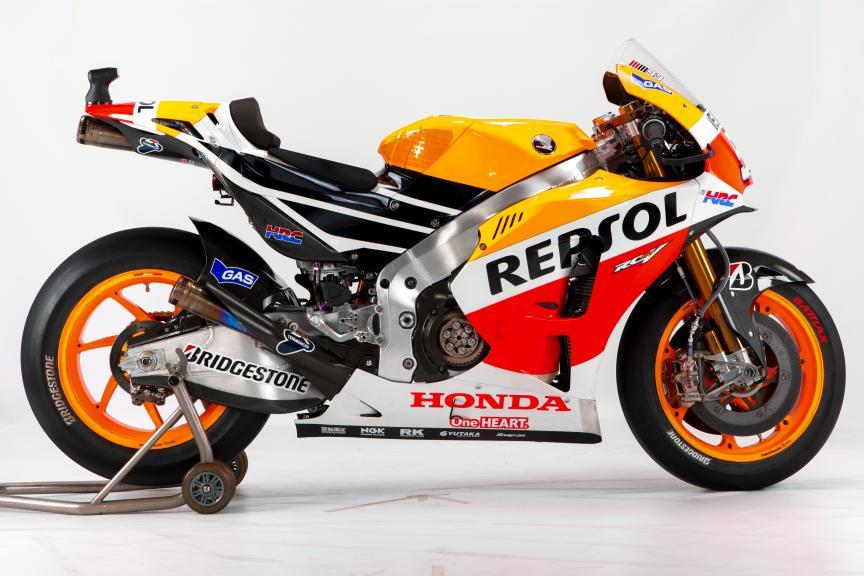 Repsol Honda Team, 2014