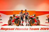 Repsol Honda Team 2019 Launch