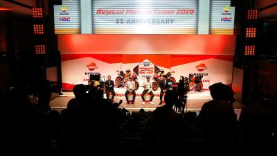 Highlights: 2019 Repsol Honda Team Launch