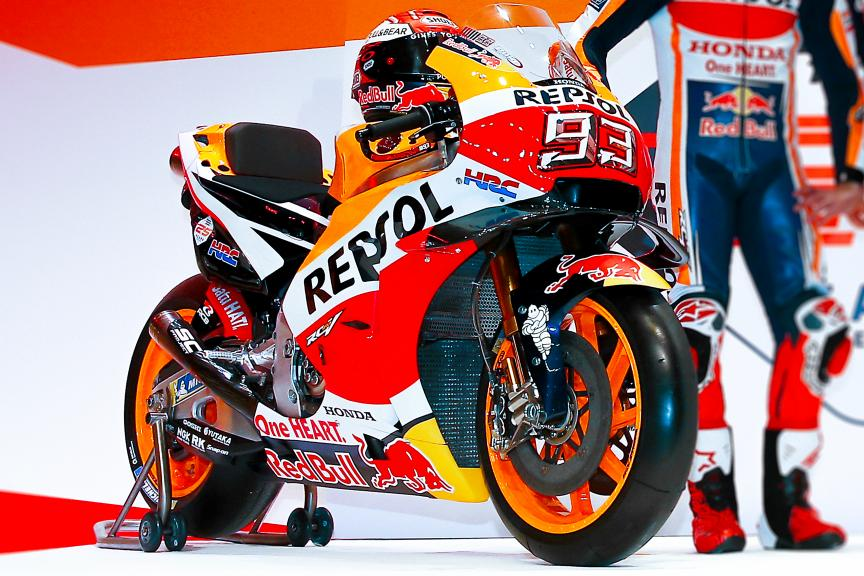 Repsol Honda Team, 2019