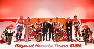 """Can the Repsol Honda """"Dream Team"""" live up to expectations?"""