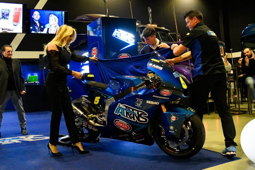 2019 Italtrans Racing Team presentation