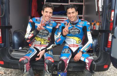Marquez und Vierge: Das Moto2™ Dream-Team?