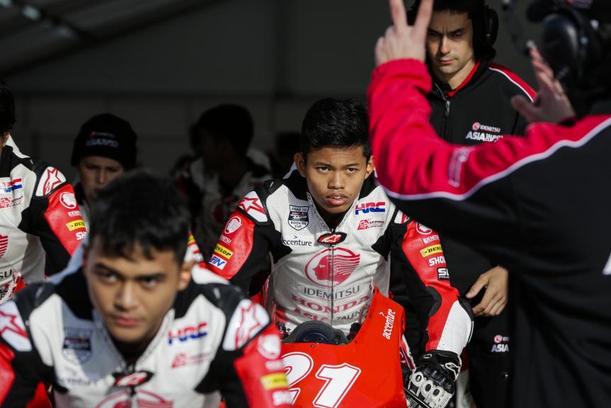 Danial Syahmi, Asia Talent Cup