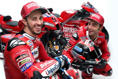 "Dovizioso: ""Petrucci has more potential than people think"""