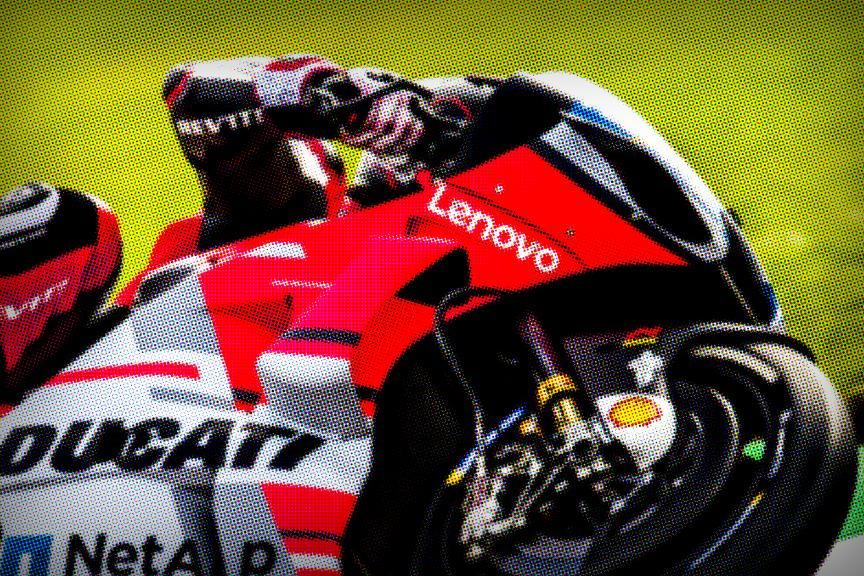Previa Test Ducati