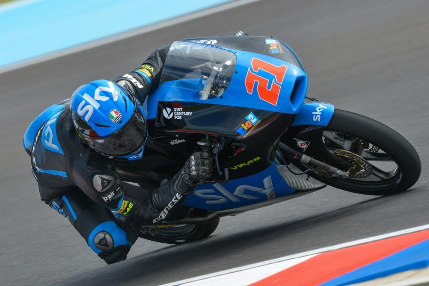 Francesco Bagnaia, Sky Racing Team VR46, 2014