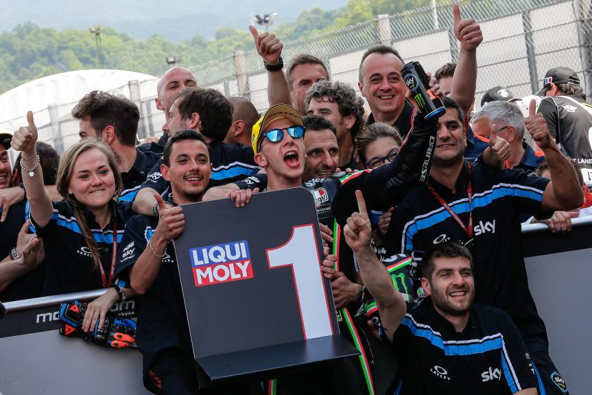 Andrea Migno, Sky Racing Team VR46, Gran Premio d'Italia Oakley, 2017