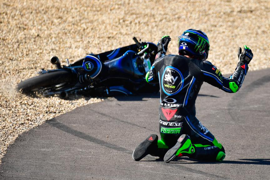 Dennis Foggia, SKY Racing Team VR46, Gran Premio Red Bull de España, 2018