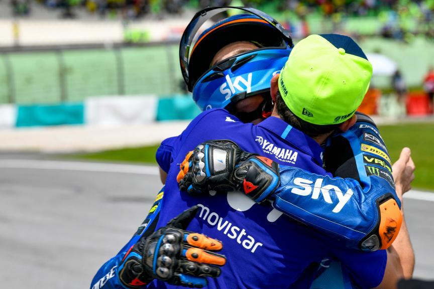 Luca Marini, Valentino Rossi, Sky Racing Team VR46,