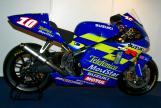 Suzuki Team, 2002