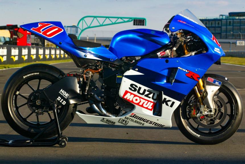Suzuki Team, 2004