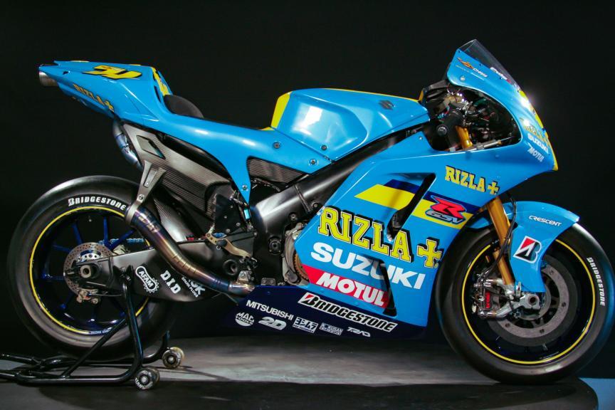 Suzuki Team, 2007