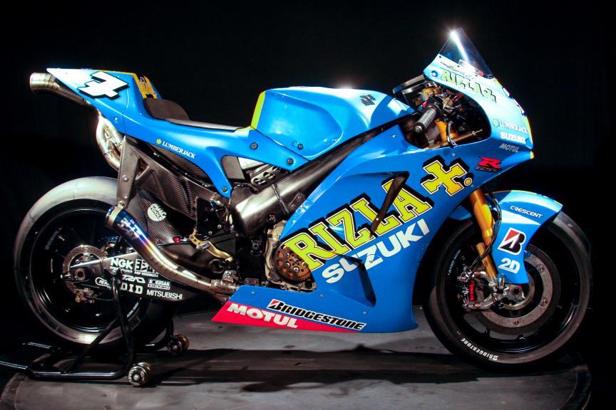 Suzuki Team, 2008