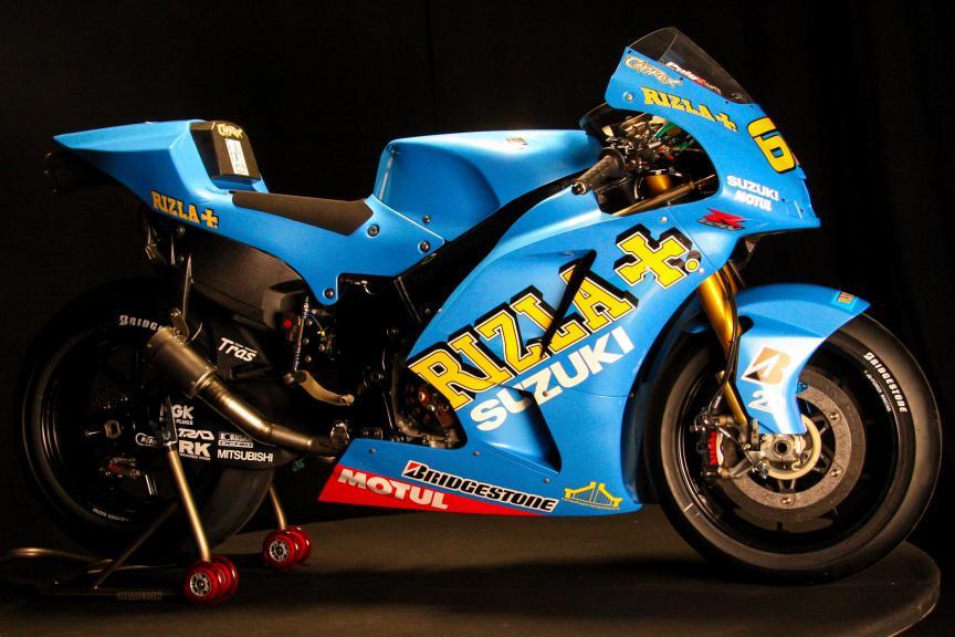 Suzuki Team, 2009