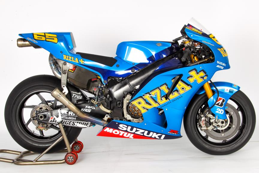 Suzuki Team, 2010