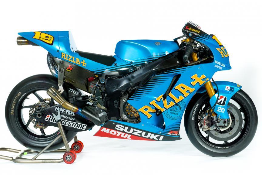 Suzuki Team, 2011