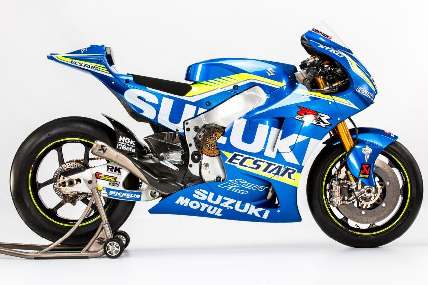 Suzuki Team, 2016