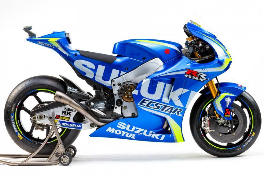 Suzuki Team, 2017