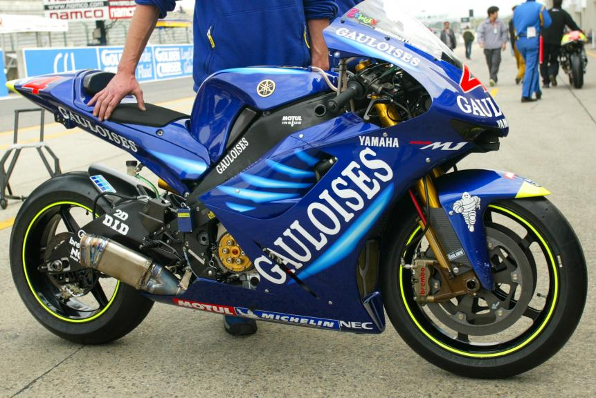 Yamaha Factory Racing, 2003