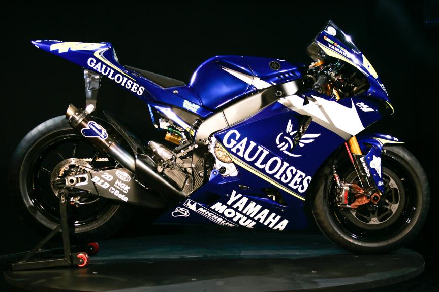 Yamaha Factory Racing, 2005