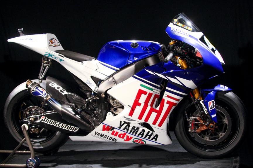 Yamaha Factory Racing, 2008