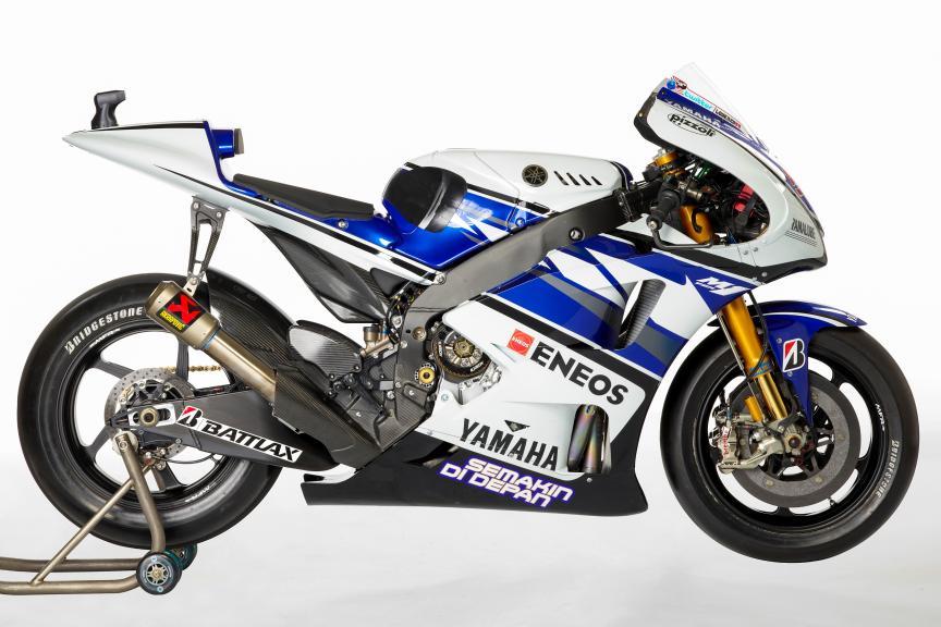 Yamaha Factory Racing, 2012