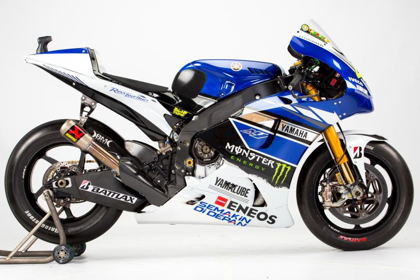 Yamaha Factory Racing, 2013