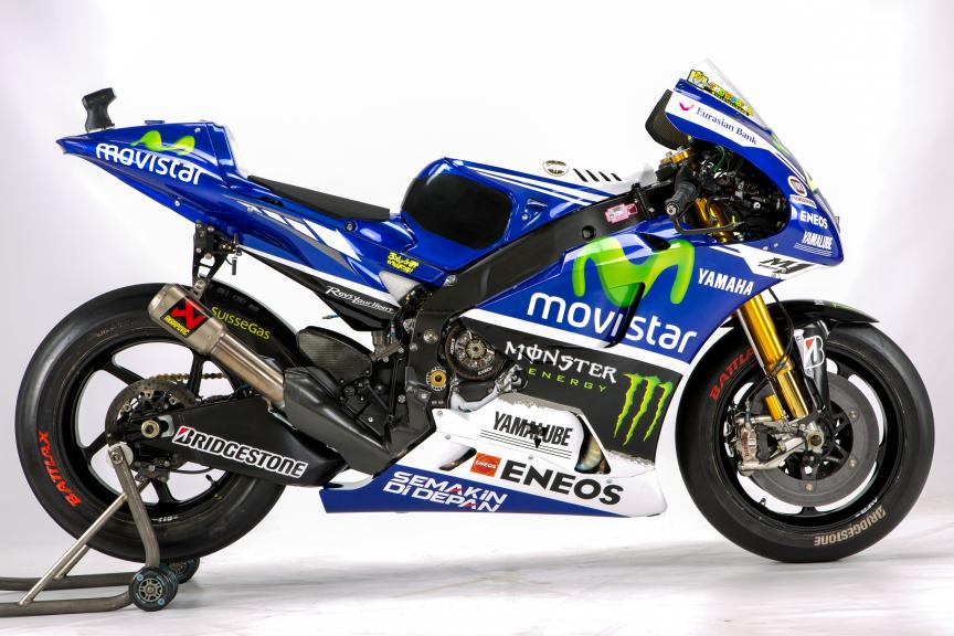 Yamaha Factory Racing, 2014