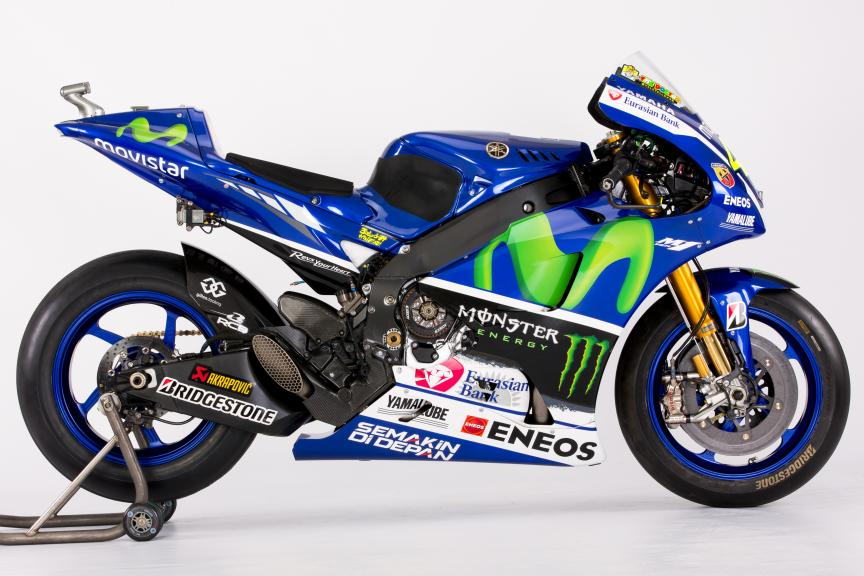 Yamaha Factory Racing, 2015