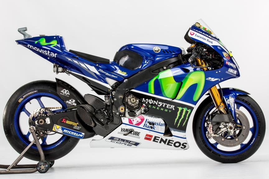 Yamaha Factory Racing, 2016