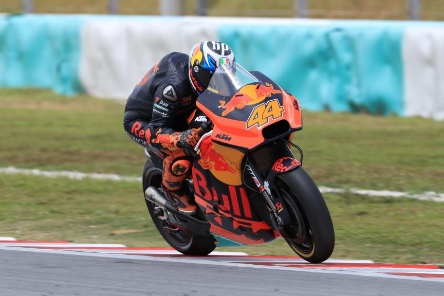 Pol Espargaro, Red Bull KTM Factory Racing, Shakedown Test in Sepang