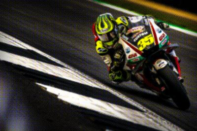 Crutchlow's comeback: Briton returns from injury in Malaysia
