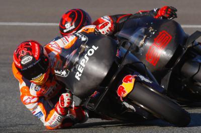 Agostini : « Si Lorenzo part fort, ça risque d'être animé »