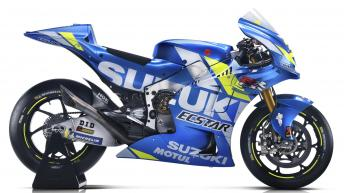 Suzuki bike evolution