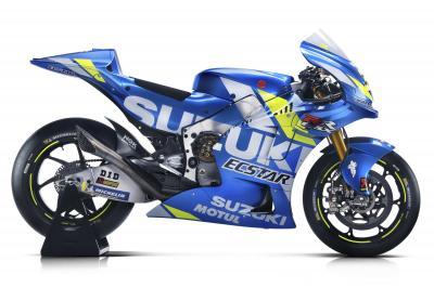 La evolución de Suzuki en MotoGP™ (2002-2019)