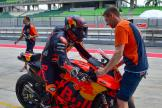 Mika Kallio, Red Bull KTM Factory Racing, Shakedown Test in Sepang