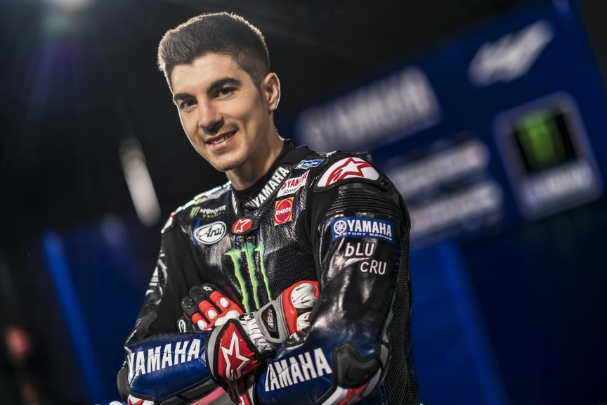 Monster Energy Yamaha MotoGP 2019 launch