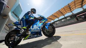 L'imperdibile tre giorni di prove sulla pista di Kuala Lumpur. Il MotoGP™ torna in scena