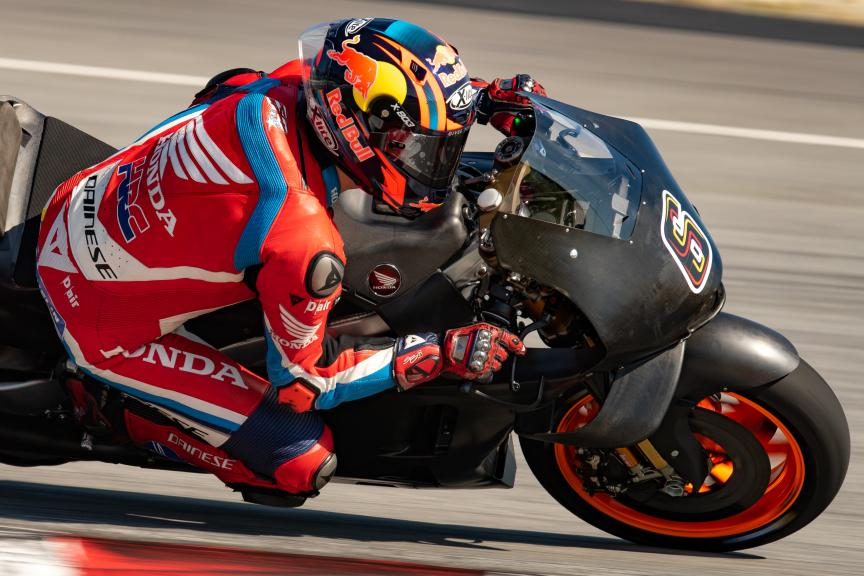 Stefan Bradl, Honda Test Team, MotoGP™ Sepang Winter Test